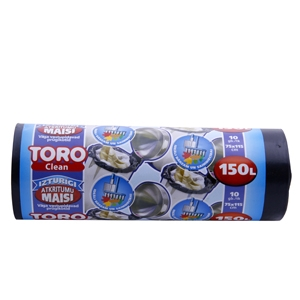 Atkritumu maisi Toro 150l 40mkr 0
