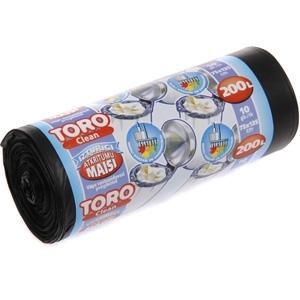 Atkritumu maisi Toro 200l 10gab