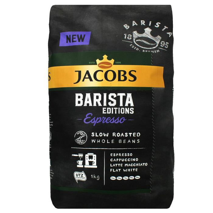 Kafijas pupiņas Jacobs Barista Espresso 1kg