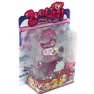 Figūriņa Zoobles pļāpājošie