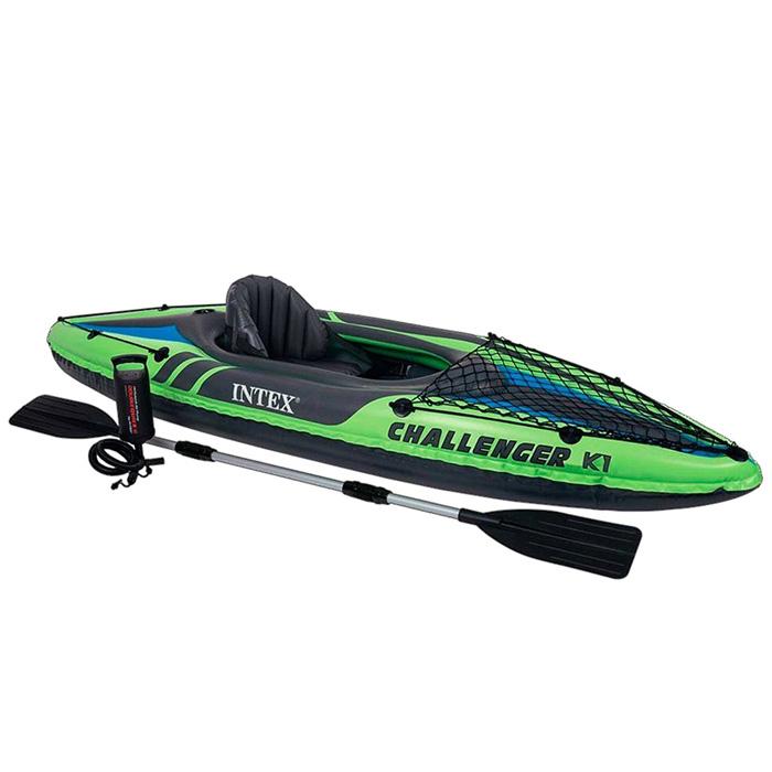 Laiva piepūš.Challenger K1 Kayak 274x76x33cm