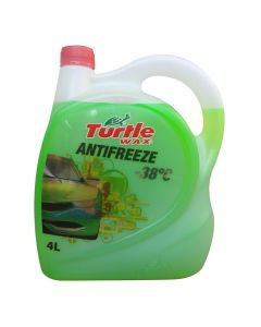 Antifrīzs Turtle Wax 4l -38C