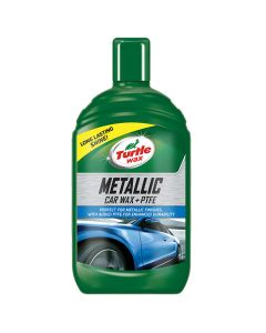 Auto vasks Turtle Wax Metallic+PTFE 500ml