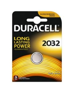 Bar.el.Duracell DL2032