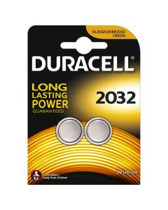 Bar.el.Duracell DL2032 2gab