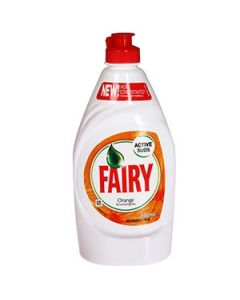 Trauku mazg.līdz.Fairy Orange 450ml
