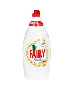 Trauku mazg.līdz.Fairy Sensitive Chamomile+E 900ml