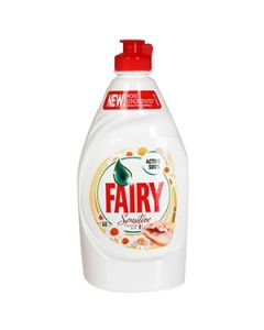 Trauku mazg.līdz.Fairy Sensitive Chamomile+E 450ml