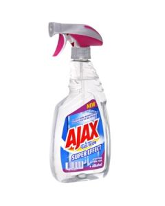 Tīr.līdz.logiem Ajax Super Effect 500ml