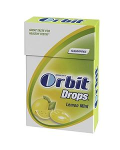 Ledenes Orbit Lemon Mint 33g