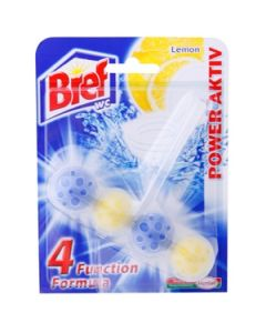 WC tīr.līdz.Bref Power Lemon 50g