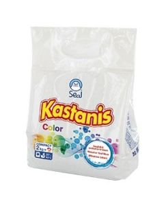 Veļas pulv.Kastanis Color 28MR 2kg