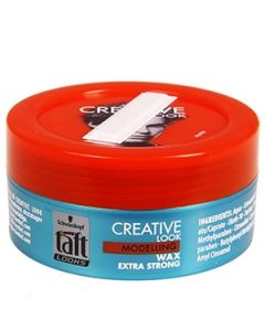 Matu vasks Taft Creative Look 75ml