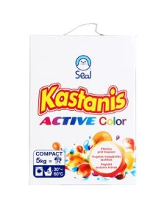 Veļas pulv.Kastanis Color Active 50MR 4kg