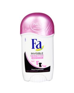 Dezodorants Fa Invisible Sensitive 50ml