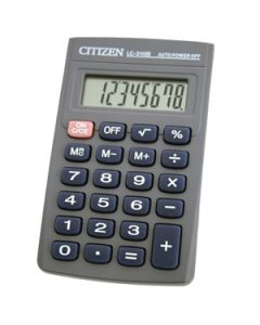 Kalkulators Citizen LC-310 114x69x20mm