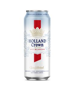 Alus Holland Crown Wit Blanche 5% 0.5L
