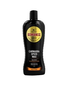 Auto karnauba vasks Simonize Speed Wax 500ml