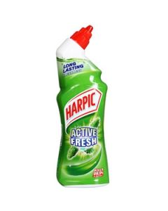 WC tīr.līdz.Harpic Pine Active Gel 750ml