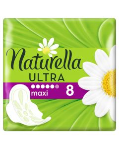 Hig.paketes Naturella Ultra super 8gab