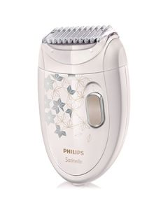 Epilators Philips Satinella balts