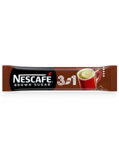 Kaf.dzēr.Nescafe Brown sugar 3in1 16.5g