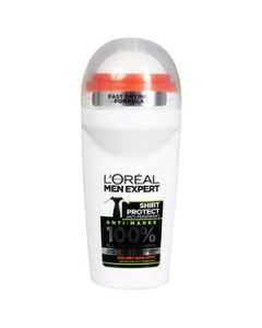 Dezodorants L'oreal Men Shirt Prot.50ml