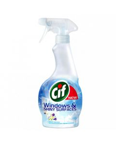 Tīr.līdz.logiem Cif Window Ocean 500ml