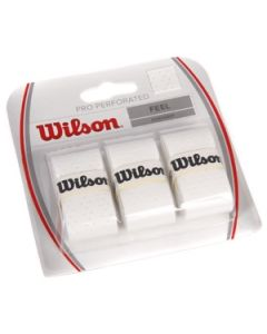 Aproce Wilson Pro Overgrip Perforated 3gab.