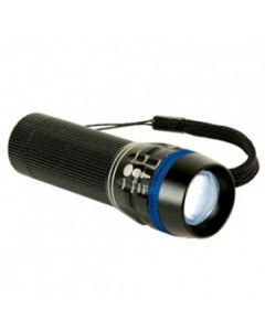 Lukturis Kener HI-LED zoom 3xAAA