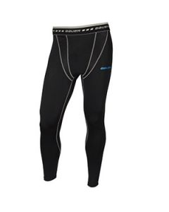 Bikses UW BAUER CORE FIT BLK SR XL