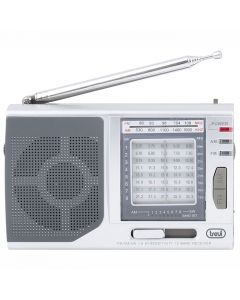 Radio Trevi MB728 balts