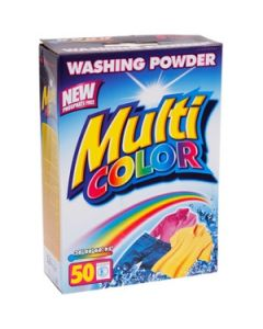 Veļas pulv.Multicolor Color 5kg 50MR