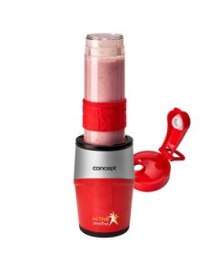 Blenderis Active Smoothie 500W sarkans
