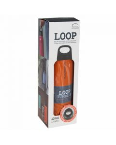 Termoss Pudele Loop 620ml oranža