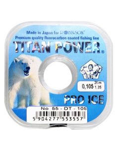 Aukla Titan Power Pro Ice 25m 0.105