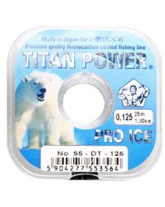 Aukla Titan Power Pro Ice 25m 0.125