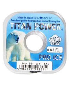 Aukla Titan Power Pro Ice 25m 0.145
