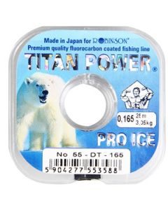 Aukla Titan Power Pro Ice 25m 0.165