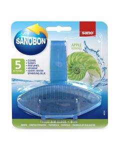 WC bloks Sano Blue Apple 55g