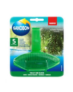 WC bloks Sanobon Green Forest 55g