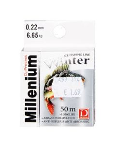 Aukla Dragon Millenium Winter 0.22mm 50m
