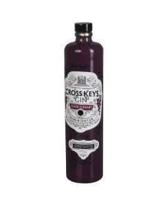 Džins Cross Keys Gin Black Currant 38% 0.7l