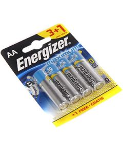 Bar.el. Energizer AA Maximum 3+1gab