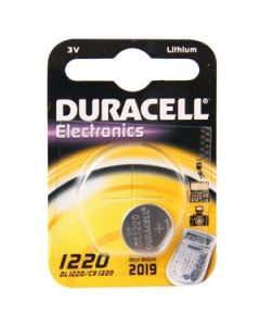 Bar.el. Duracell Li DL1220