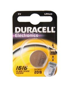Bar.el. Duracell Li DL1616