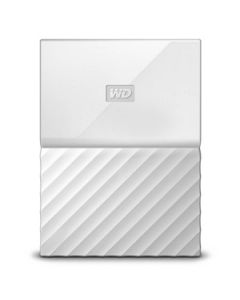 Cietais disks WD MyPassport 1TB balts