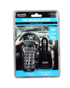 FM modulators Kenner FT-617