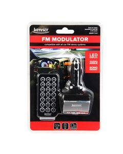 FM modulators Kenner FT-615 LED