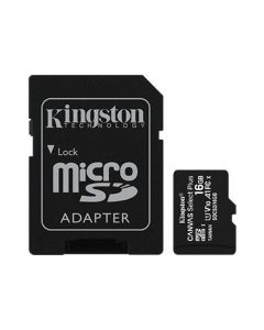 Atmiņas karte  Kingston Canvas Select Plus UHS-I 16GB micro